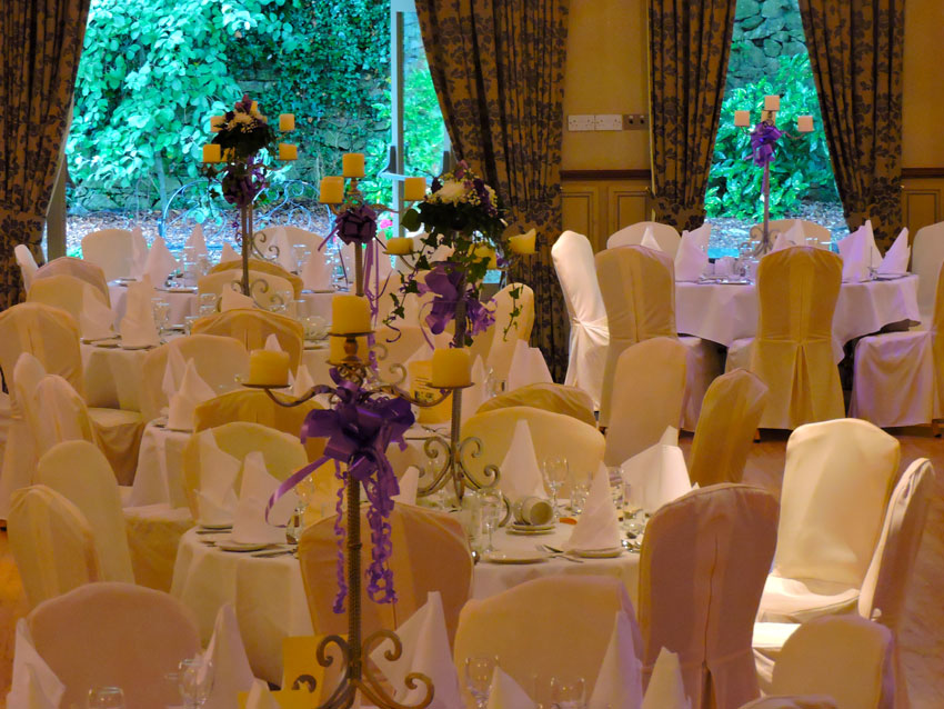 The Castle Arms Hotel - Your Ideal Wedding Venue