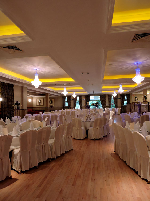 The Castle Arms Hotel - Wedding Venue
