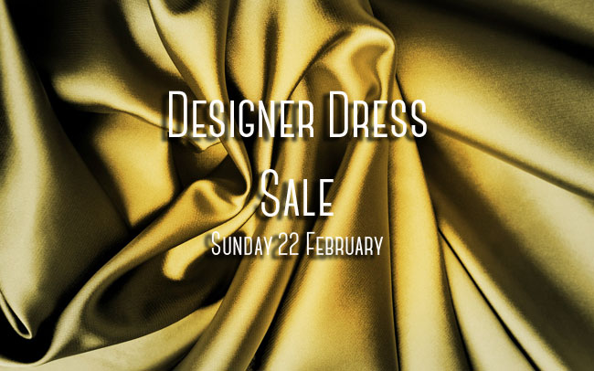 Designer Dress Sale